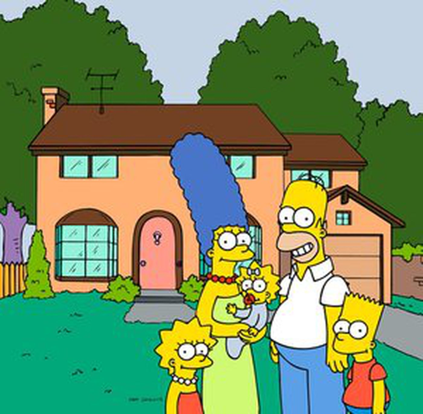 Homer S Home It S Here