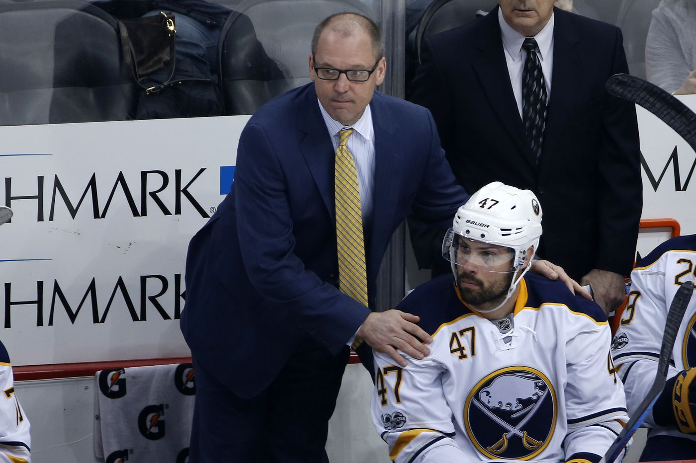 Could Dan Bylsma, with his connections to GM Chuck Fletcher, become Flyers' next coach?