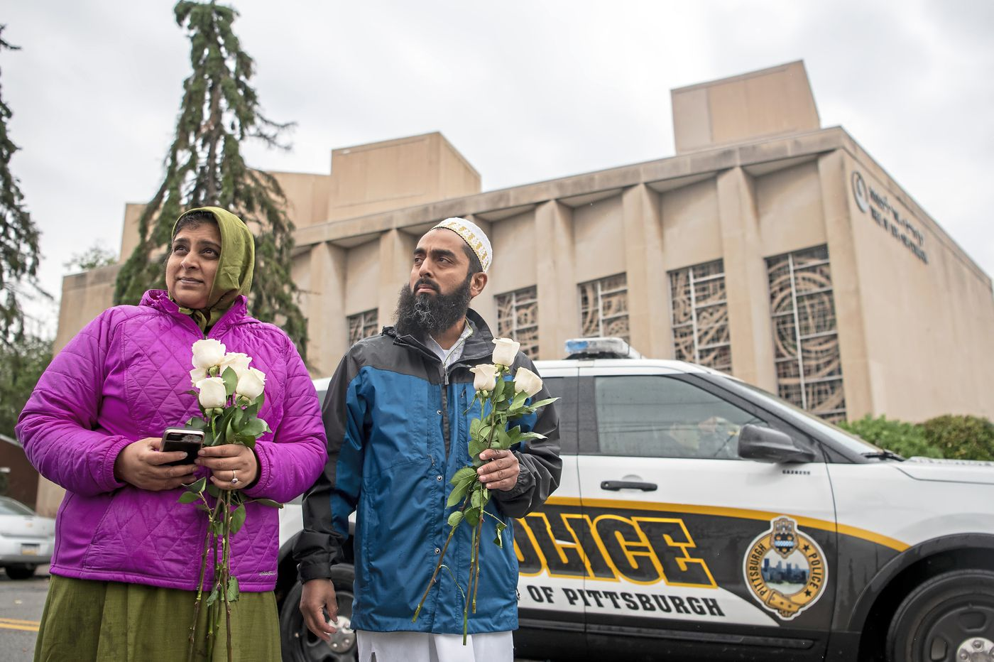 Muslim support of Pittsburgh Jews debunks stereotypes, paves the way for peace   Opinion