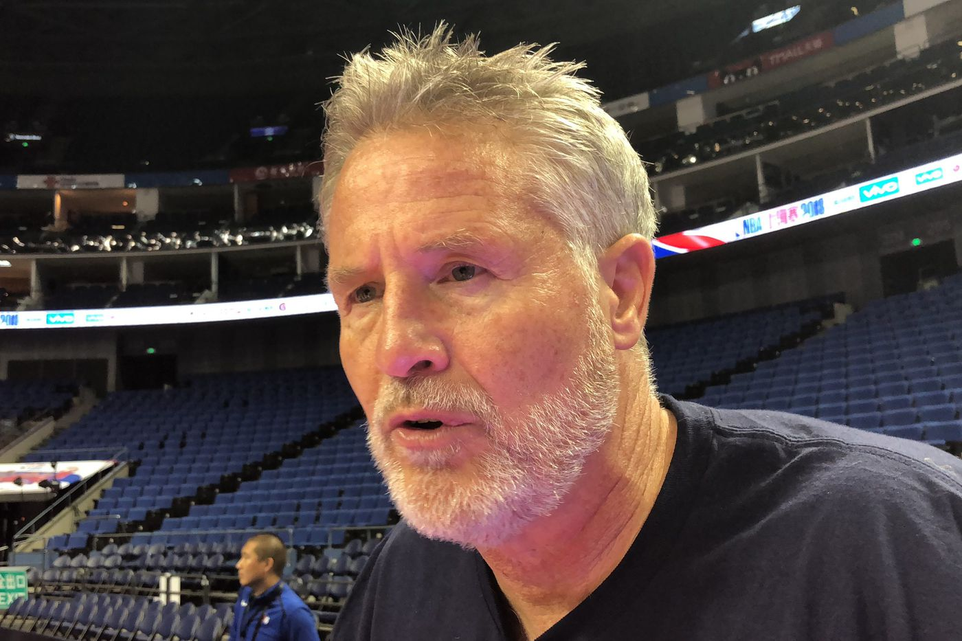 Sixers look to overcome distractions, make most of China trip