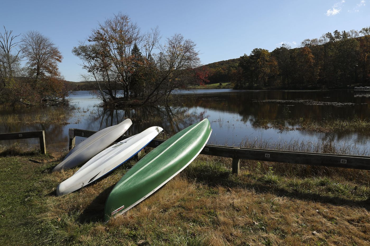 Pennsylvania's state parks have more visitors and less money — and fresh hopes to change that