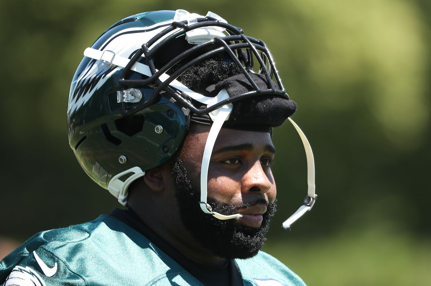 Eagles' Jason Peters thinks he might play a half vs. Ravens on Thursday | Early Birds