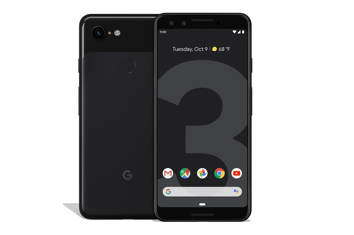 Google promises its Pixel 3 phone is sexier on the inside than the outside