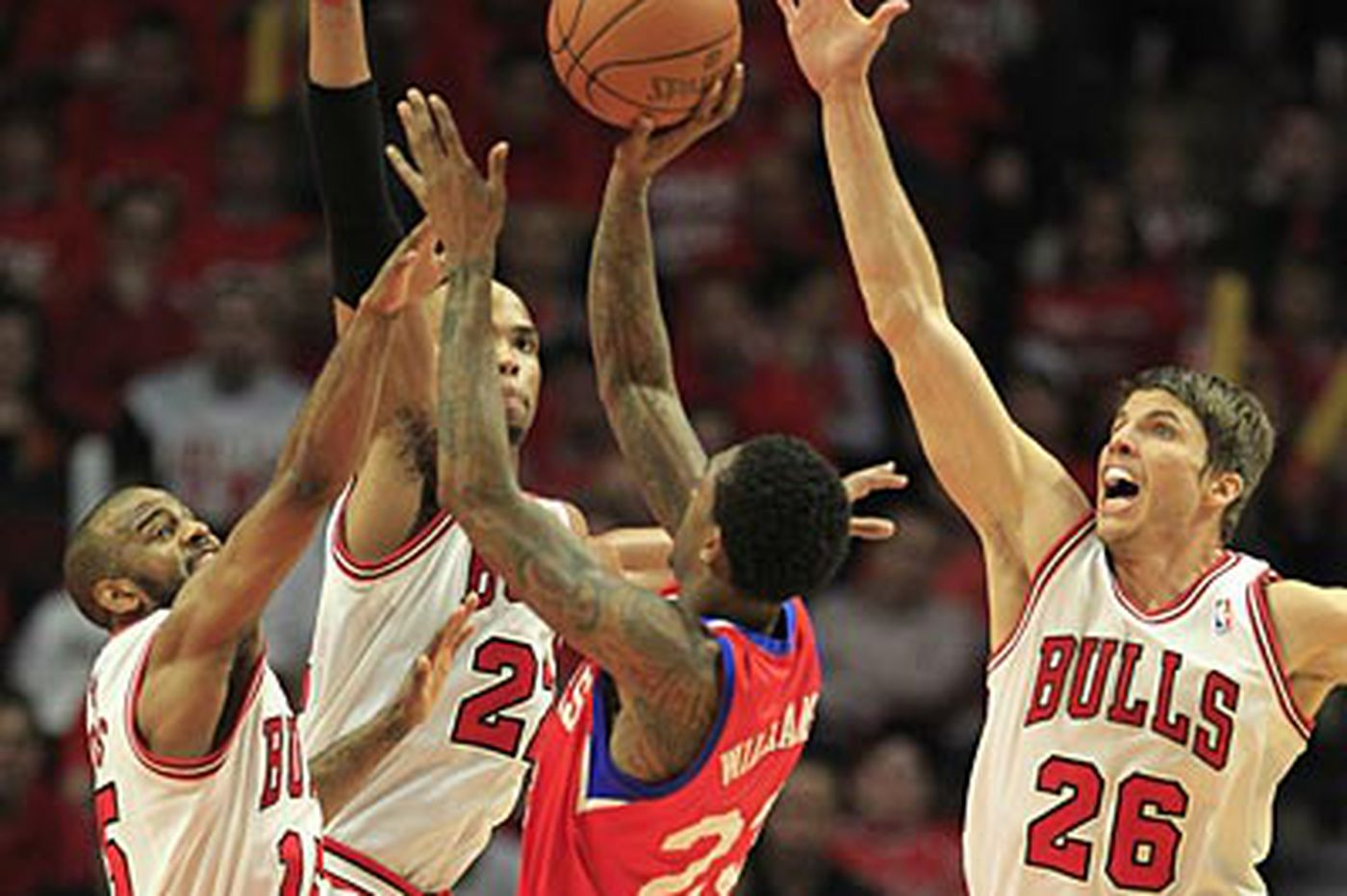 Bulls determined to regain tough defense