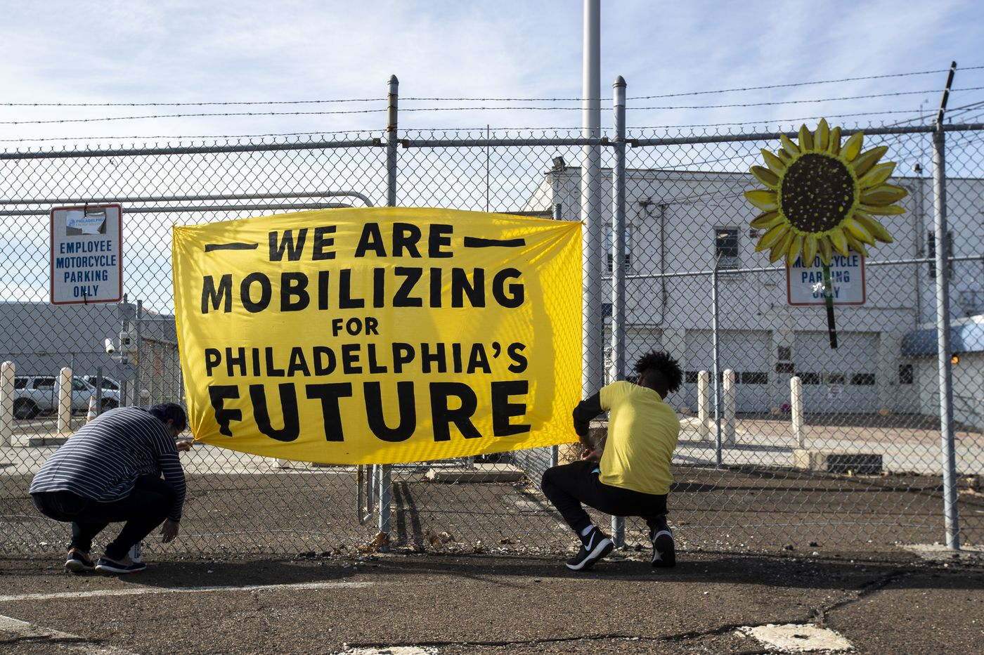 Philly refinery shutdown pitted workers against climate activists. Did it have to be that way?