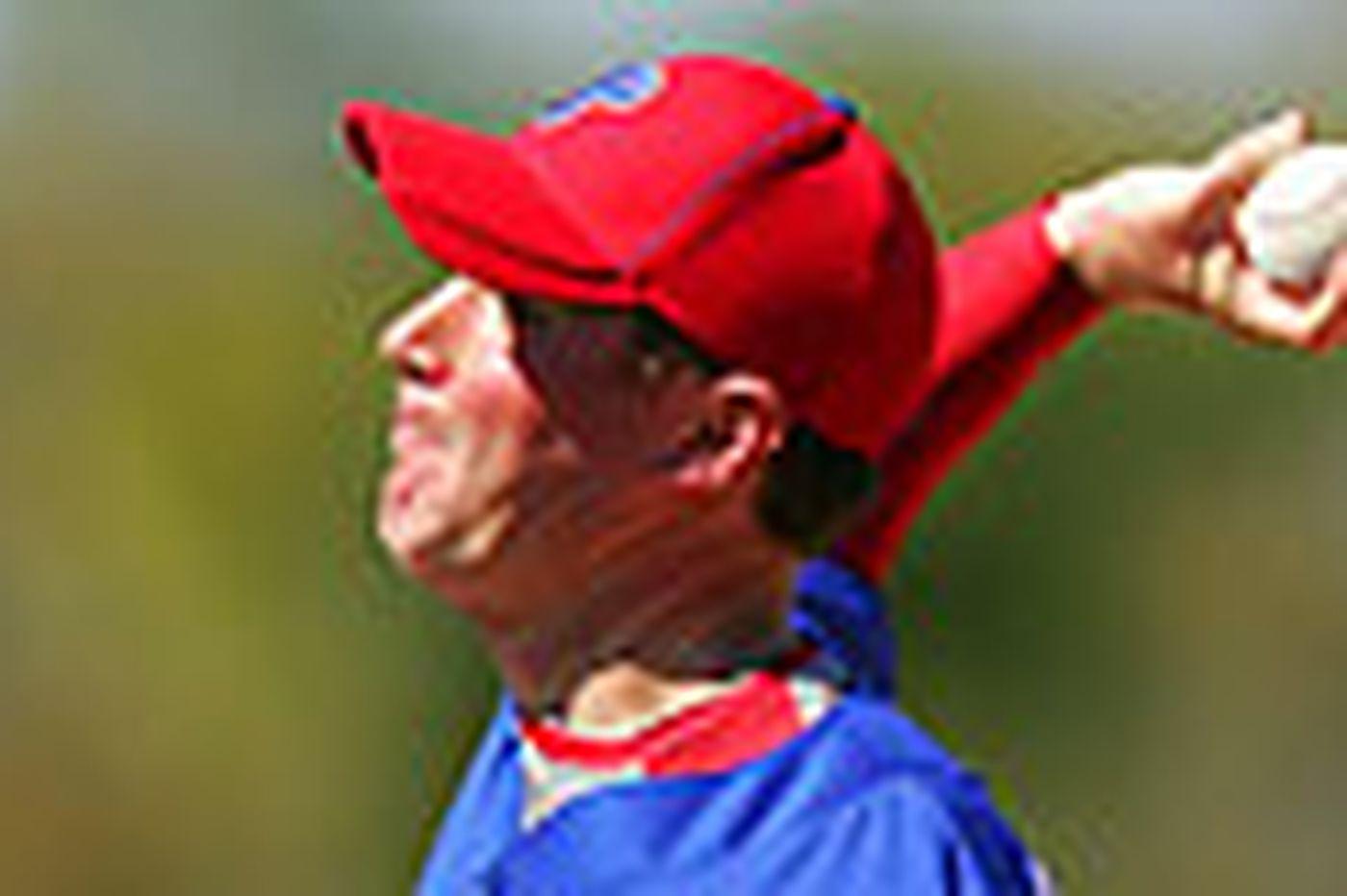 Phillies prospect Rosenberg learning outside the bullpen