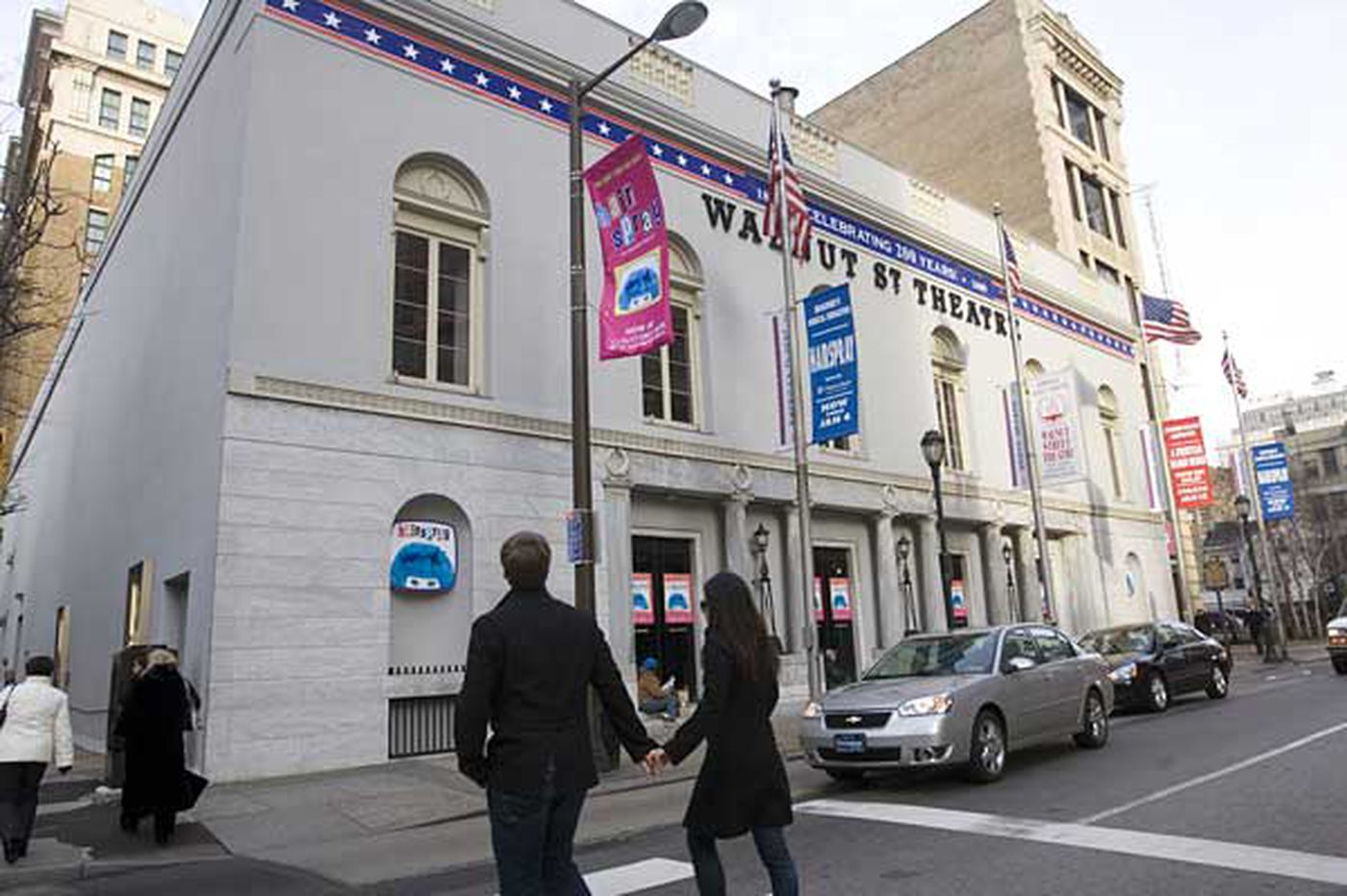 Walnut Street Theatre will do 'Young Frankenstein,' 'Shrek,' and 'The Bodyguard'