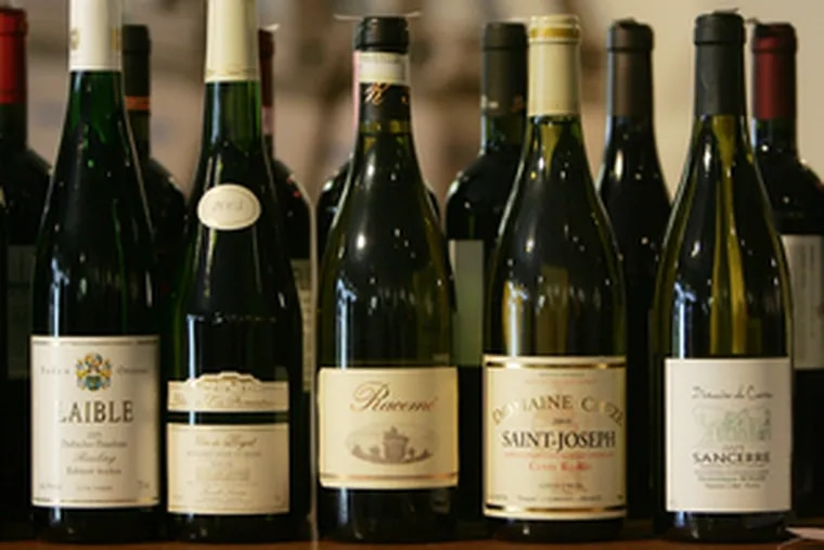 Moore Brothers provides tasting notes on the region and food pairing of the artisan, hand-made estate wines they sell.