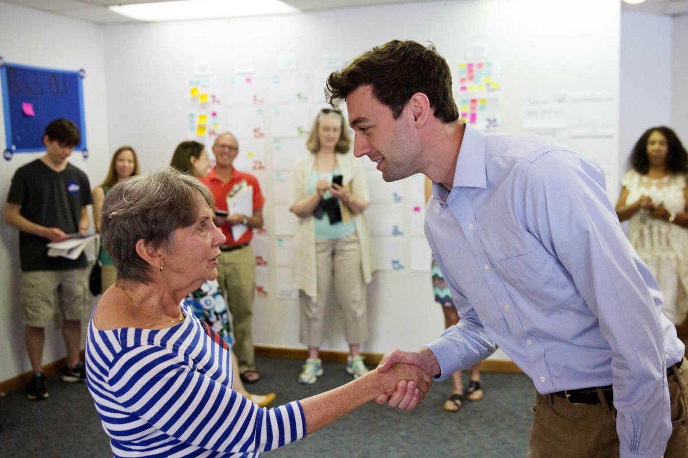 Can Democrats take Georgia House seat?