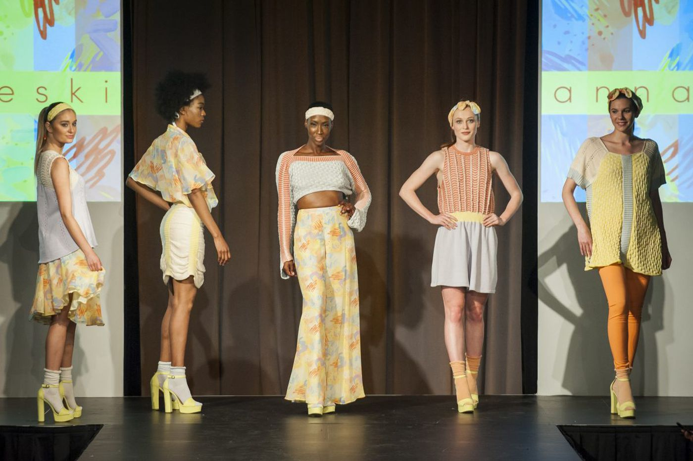 Student Fashion Shows: Drexel students focus on nature