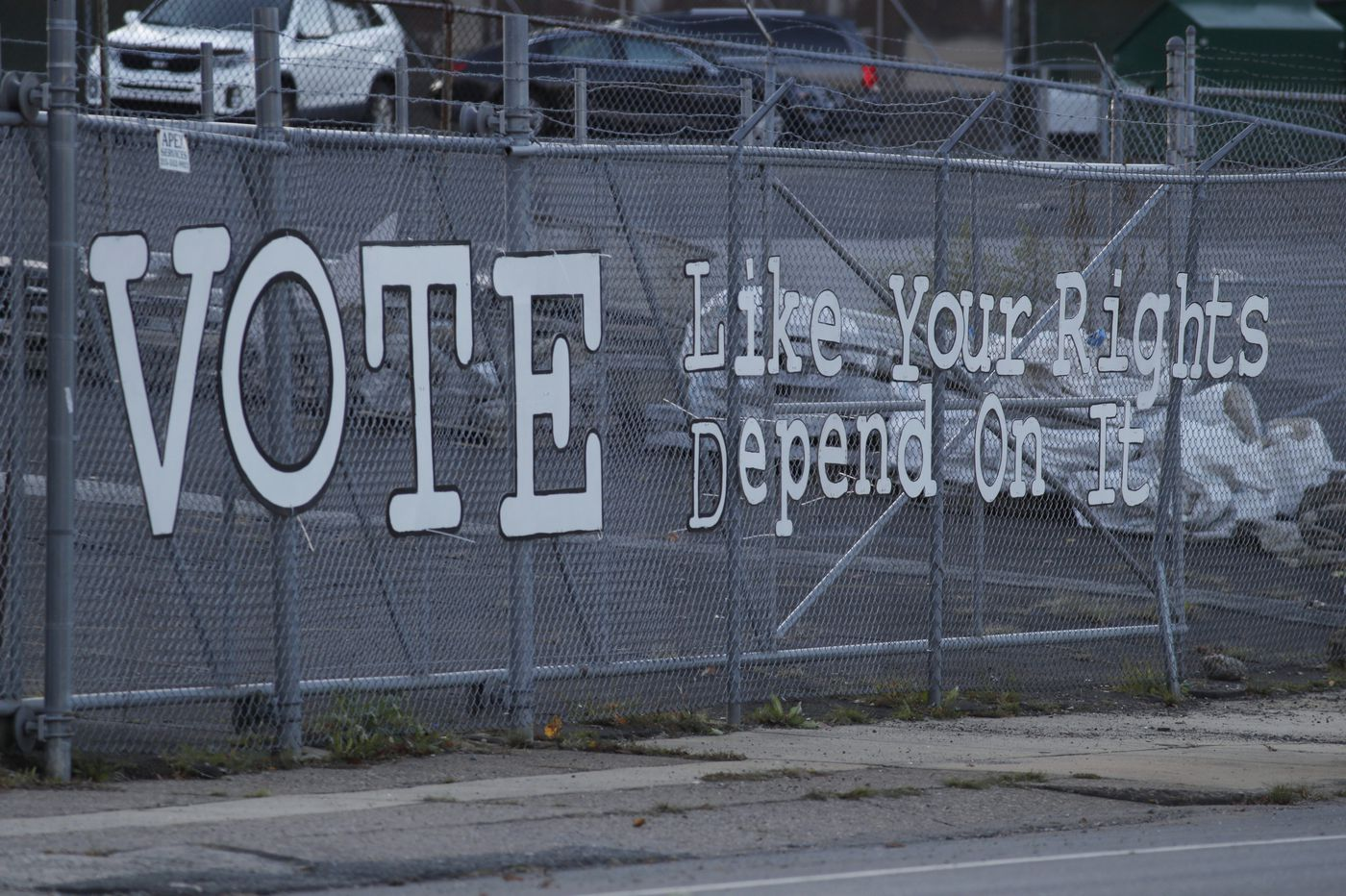Let's show Trump that good things happen in Philadelphia by voting him out | Jenice Armstrong