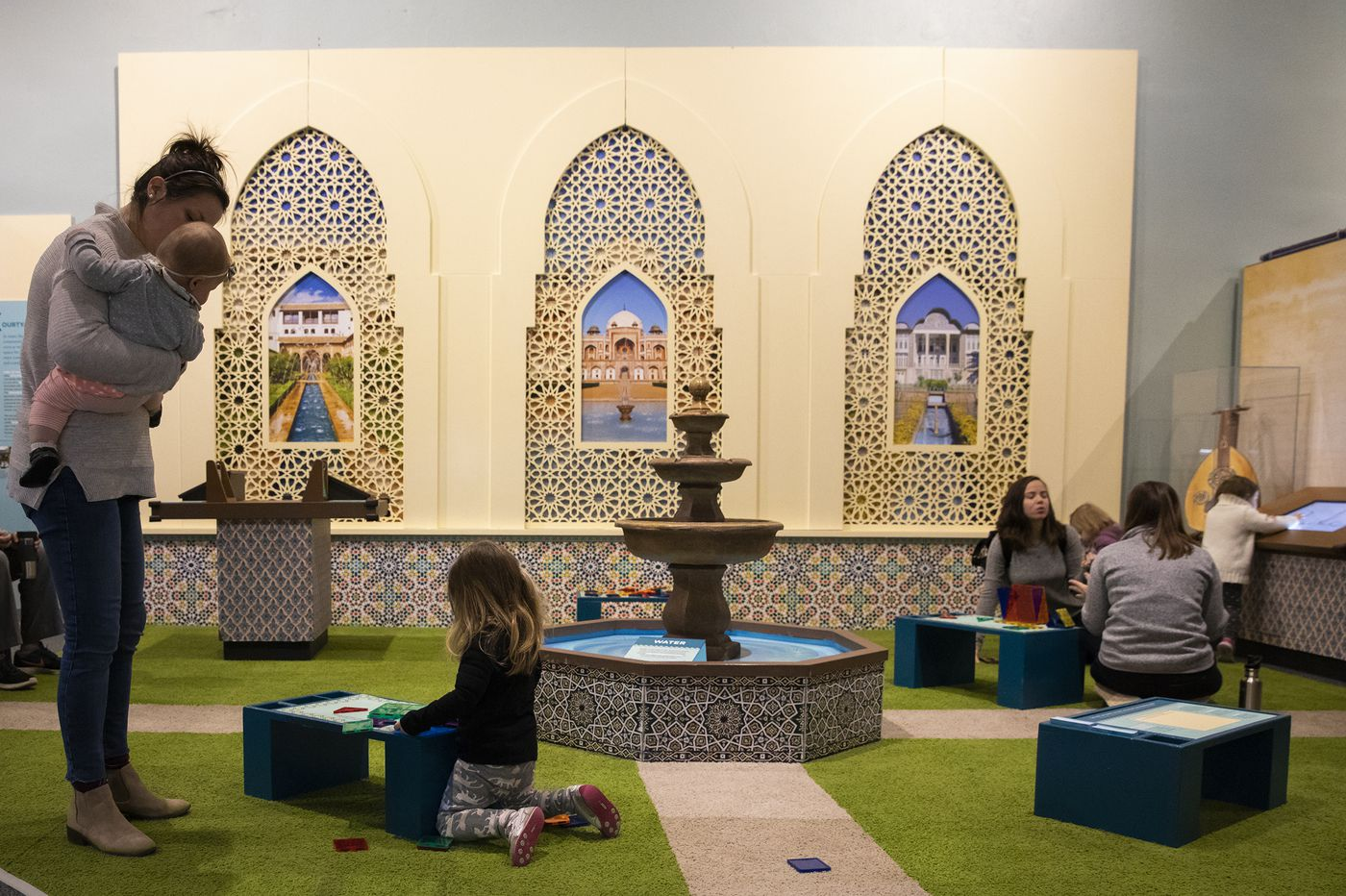 Please Touch Museum stages groundbreaking Muslim exhibit with a place to pray
