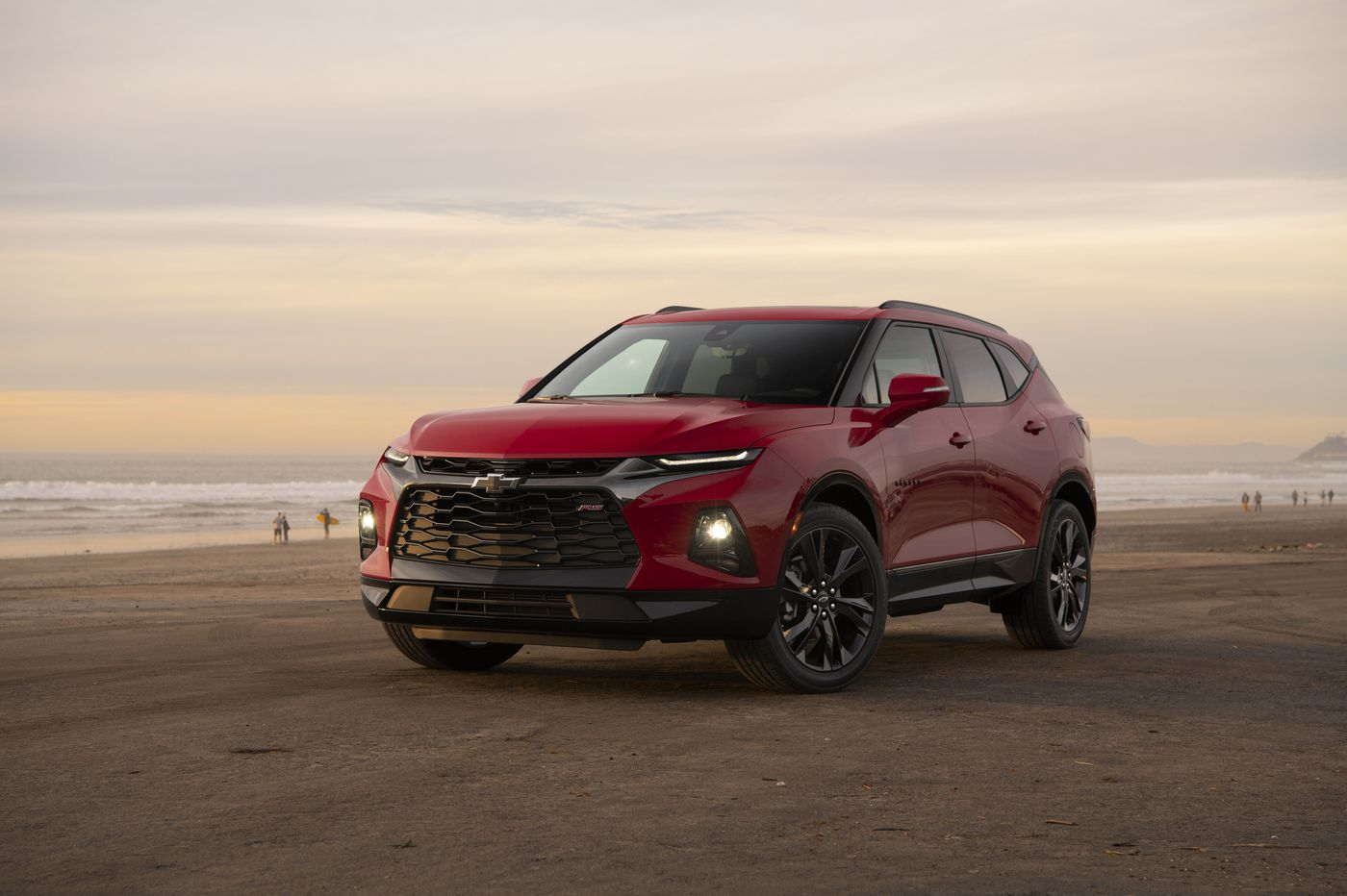 The return of the Blazer shows Chevrolet has learned a thing or three
