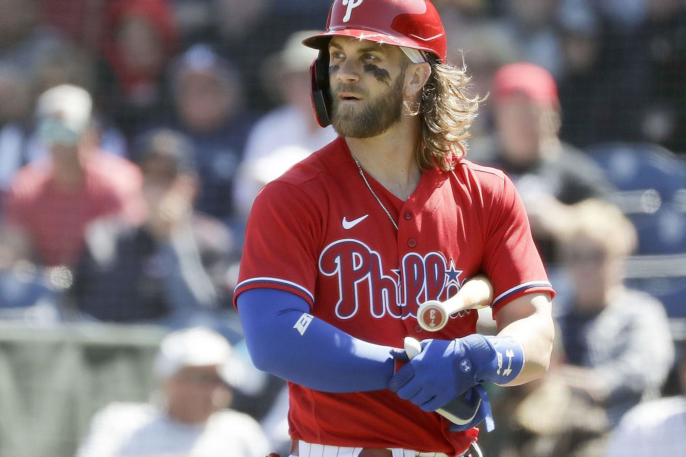 Bryce Harper's plea for a shot to play in the Olympics unlikely to be heard by MLB | Bob Brookover