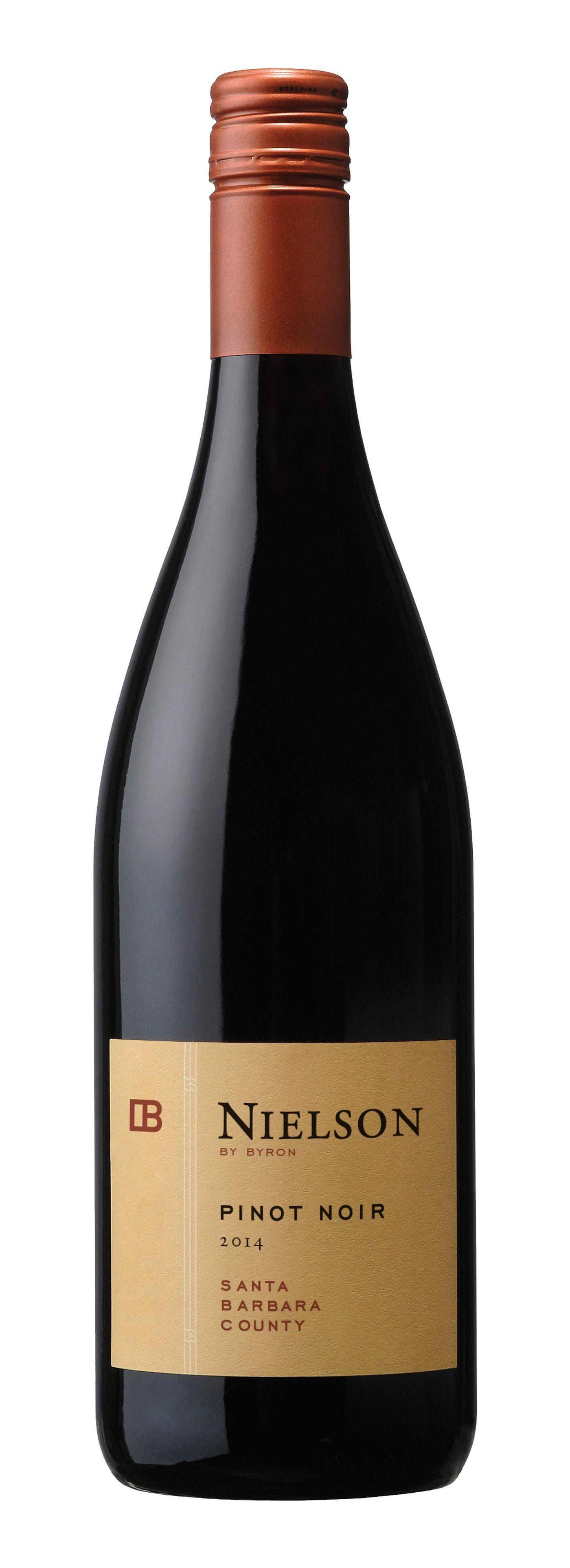 Great Wine Values: Nielson Pinot Noir, Santa Barbara County, Calif.