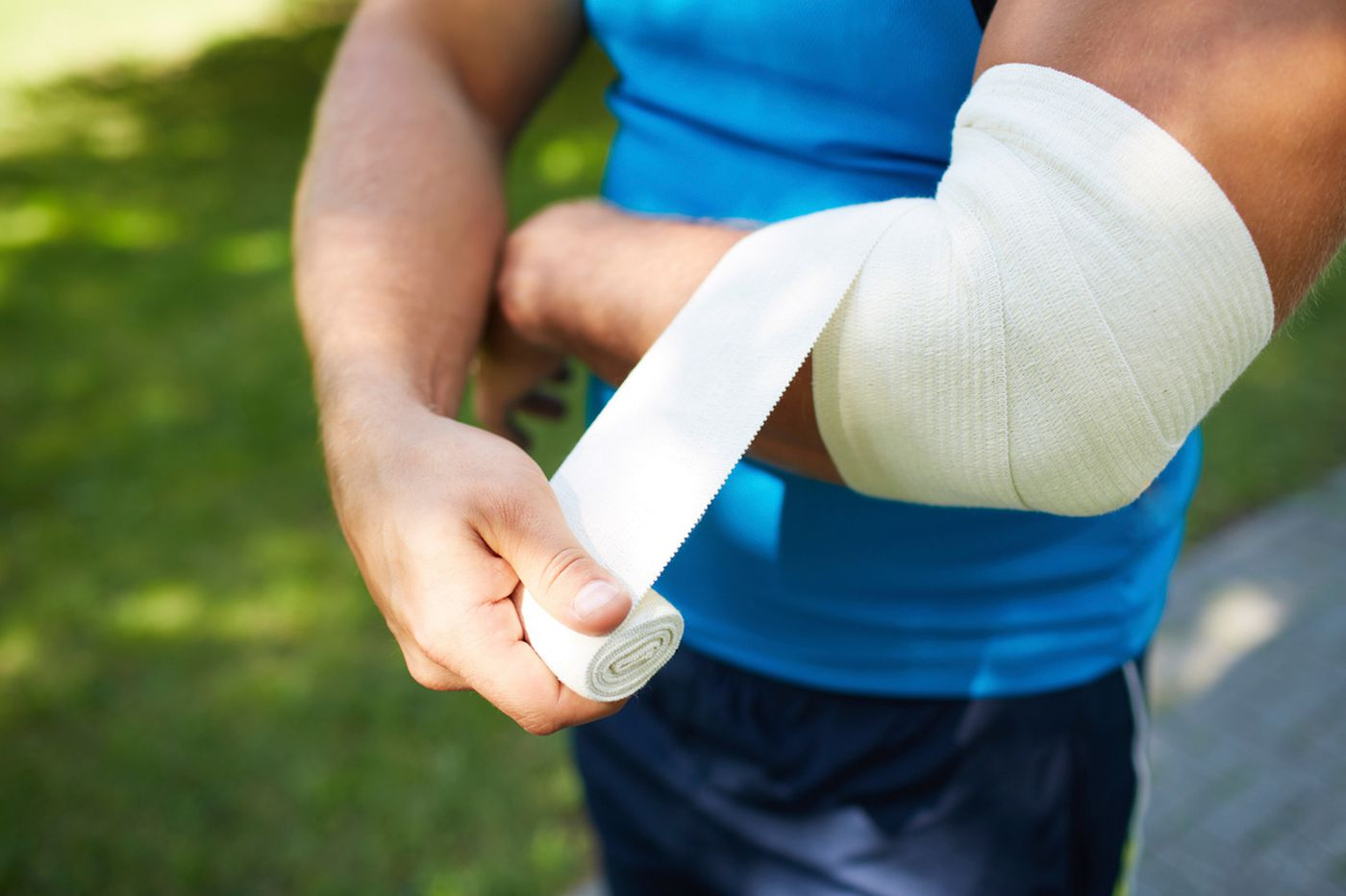 Medical Mystery: An elbow that would not heal