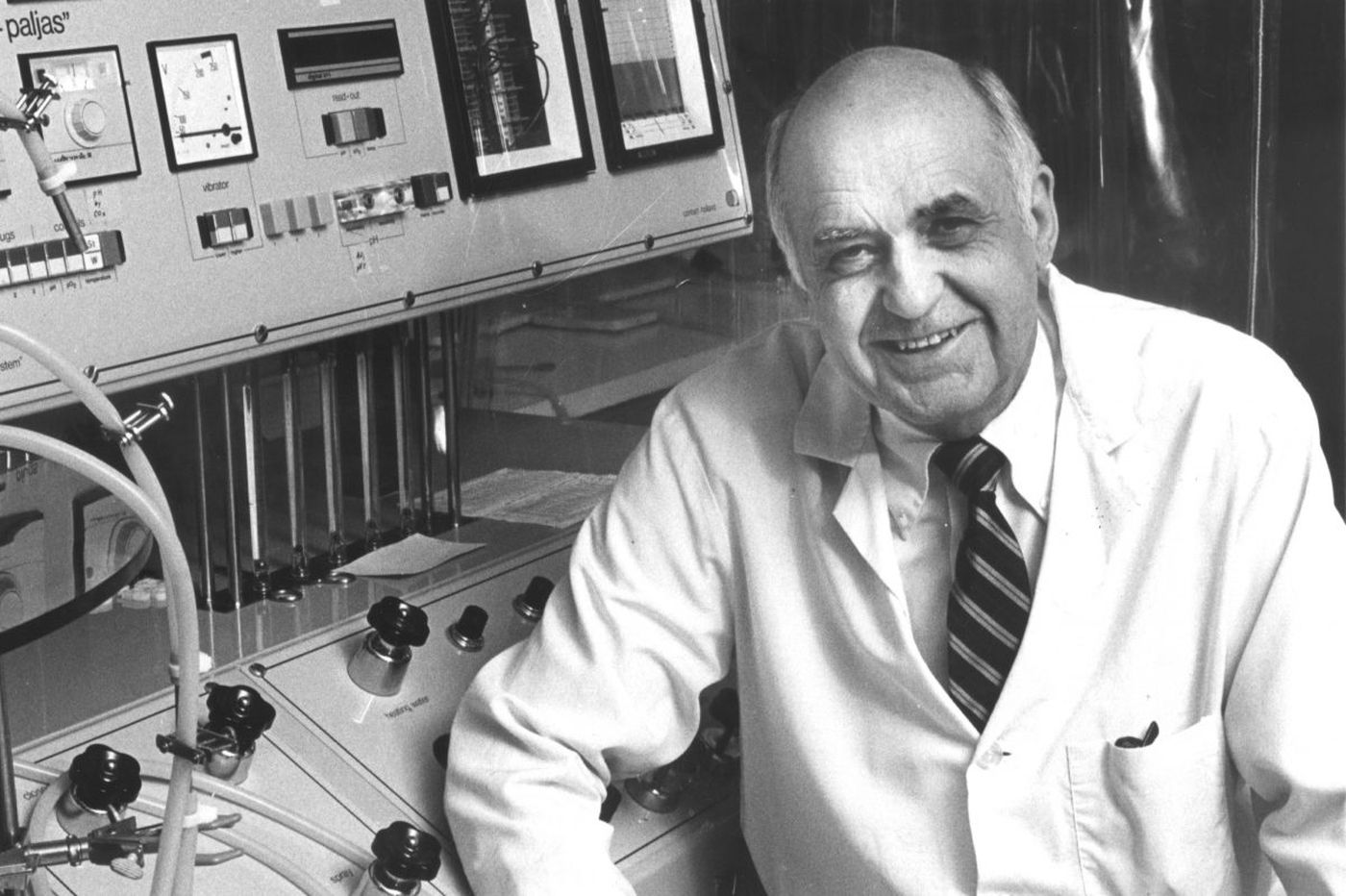 The Philly vaccine pioneer who saved thousands from flu, and predicted the next pandemic