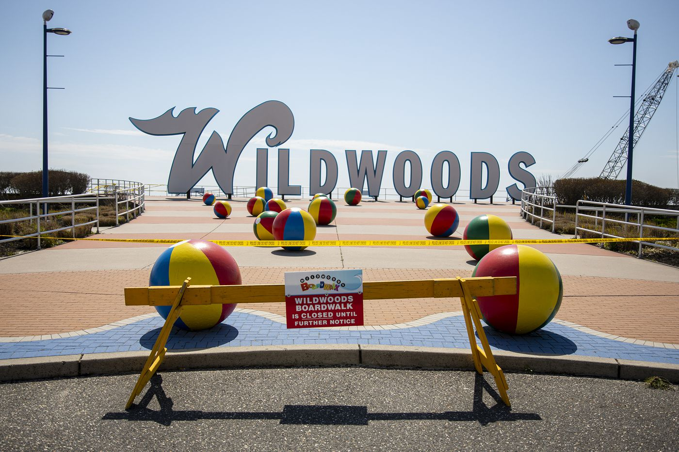 Two of the Wildwoods will reopen beaches, boardwalk, and parks on Friday