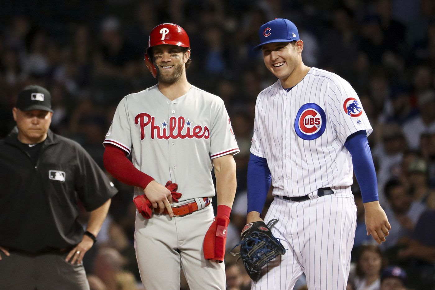 Phillies 9, Cubs 7 - as it happened