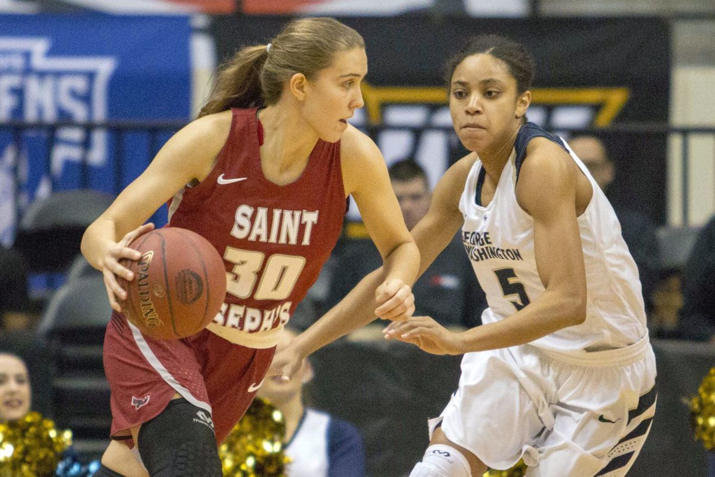 St. Joseph's women lose to George Washington in A-10 final