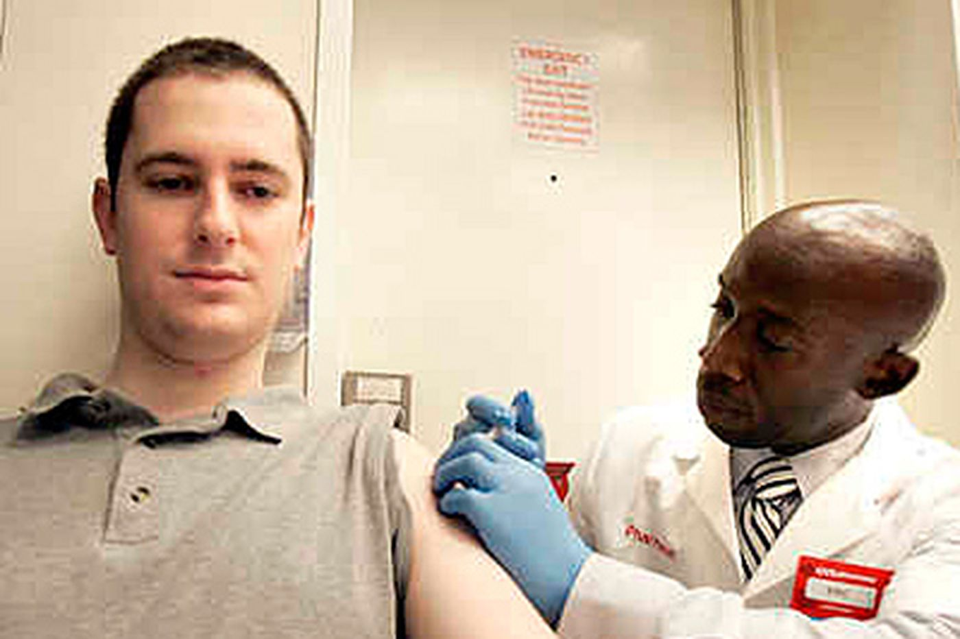 Flu is on the rise in the Philly area, but there is still time to get the shot