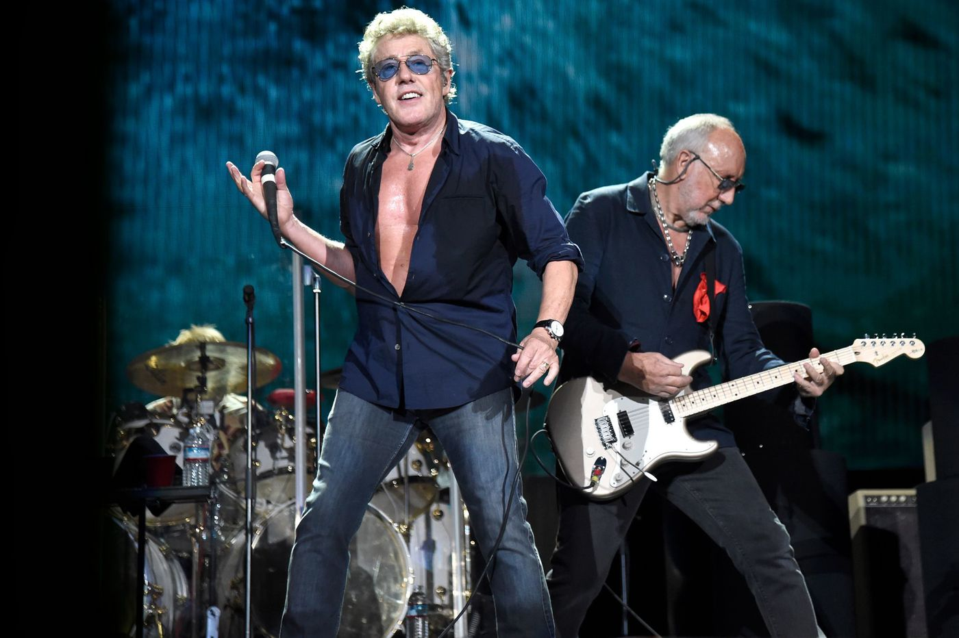 The Who was my first favorite band. I'm seeing them one more time at Citizens Bank Park