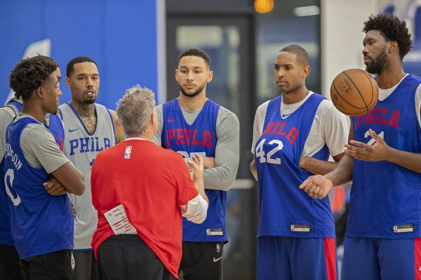 Sixers could be NBA's biggest team and they could dominate, but many adjustments are ahead