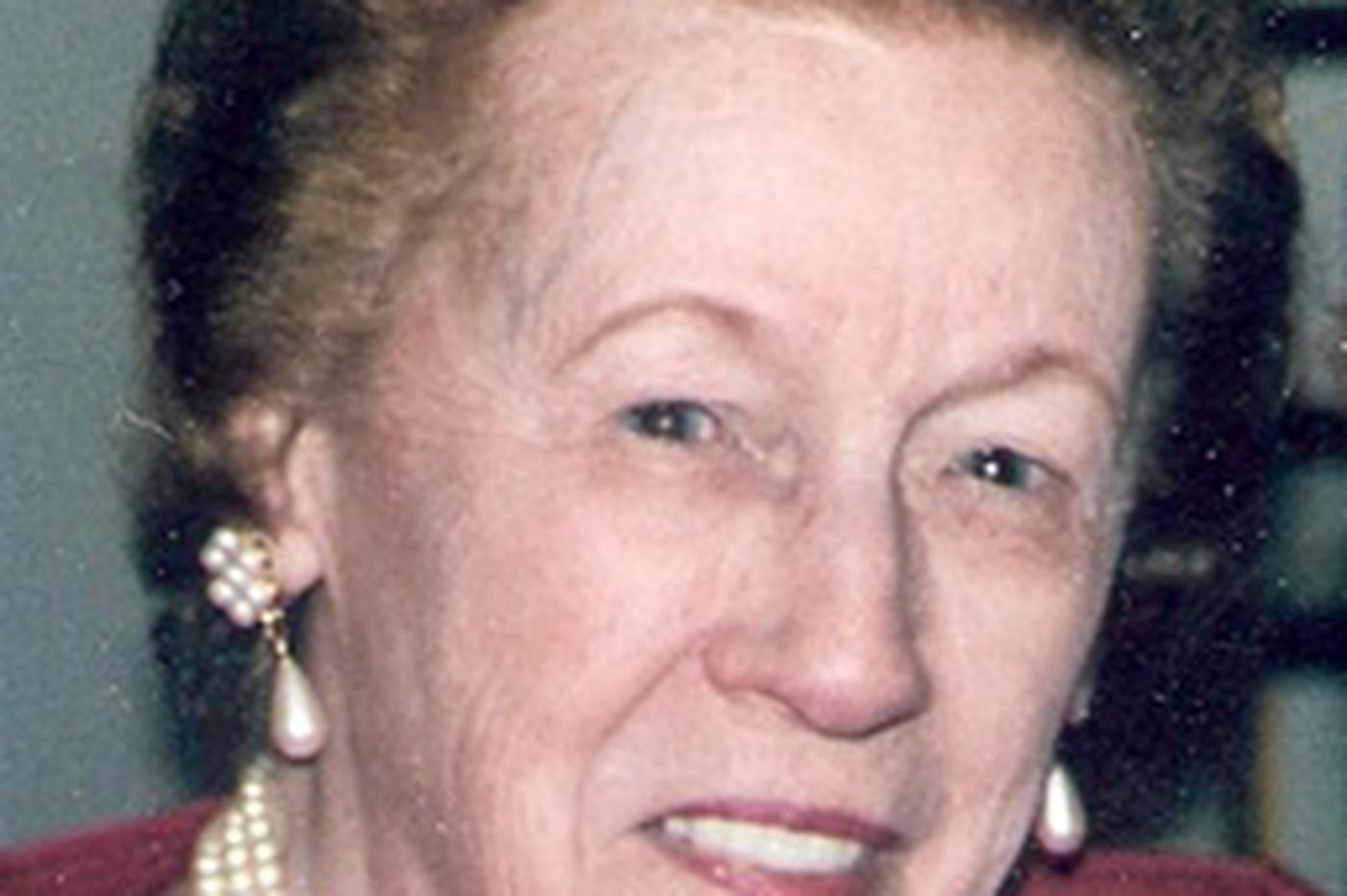 Gertrude C. Meninger, 89, former business executive