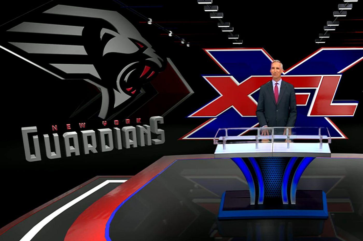 The XFL reveals team names, logos ahead of league's 2020 relaunch