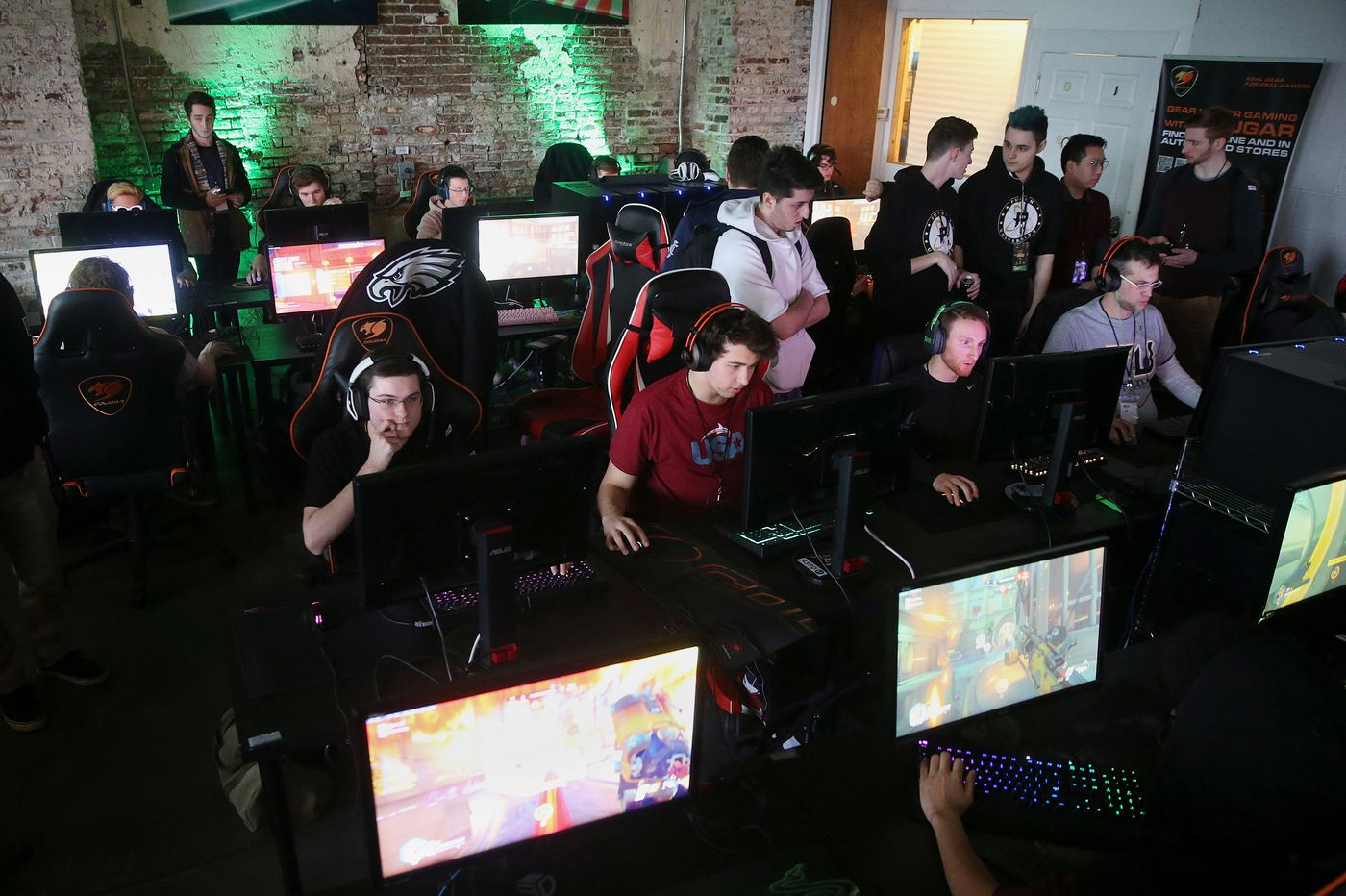 Philadelphia Fusion esports team makes the Overwatch playoffs. Is this the start of a billion-dollar industry?