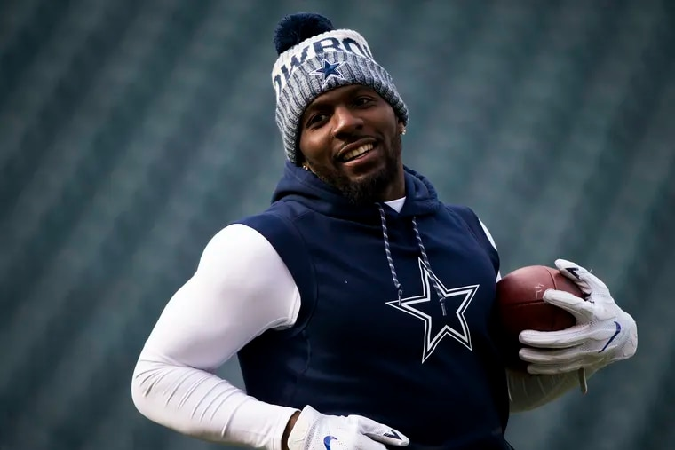 Dez Bryant is hoping to play for the first time since 2017.