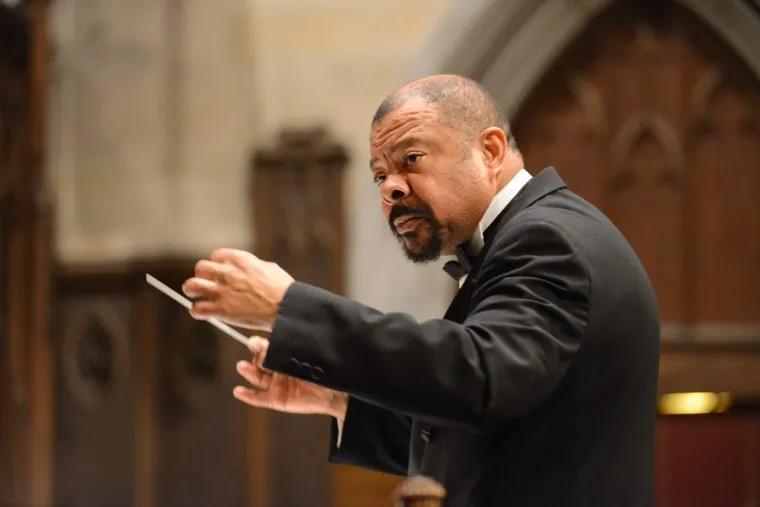 Conductor David Antony Lofton