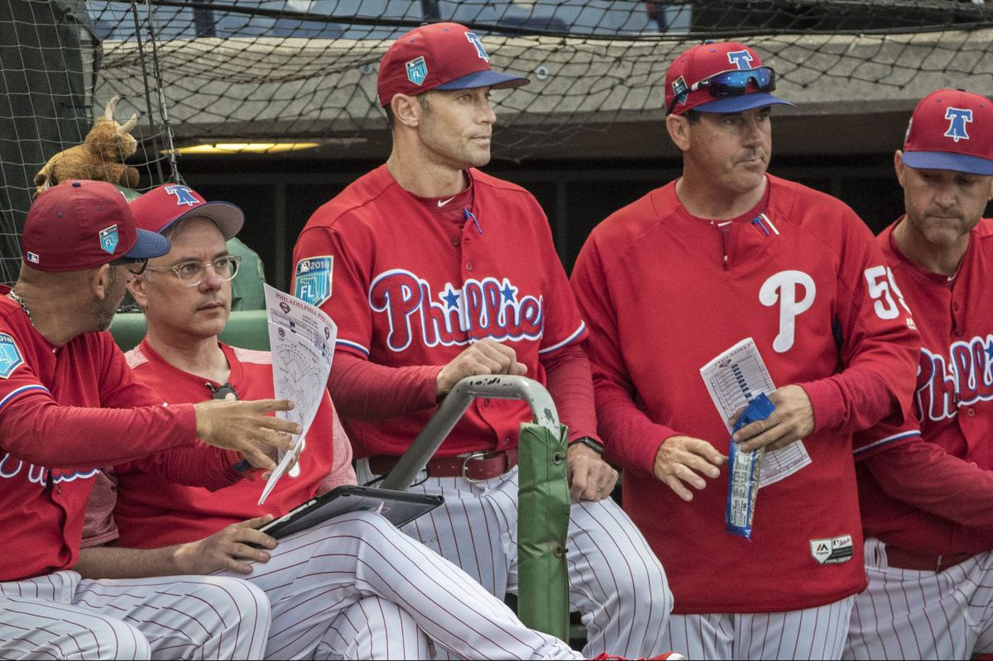 Phillies' opening-day roster: Gabe Kapler's first squad