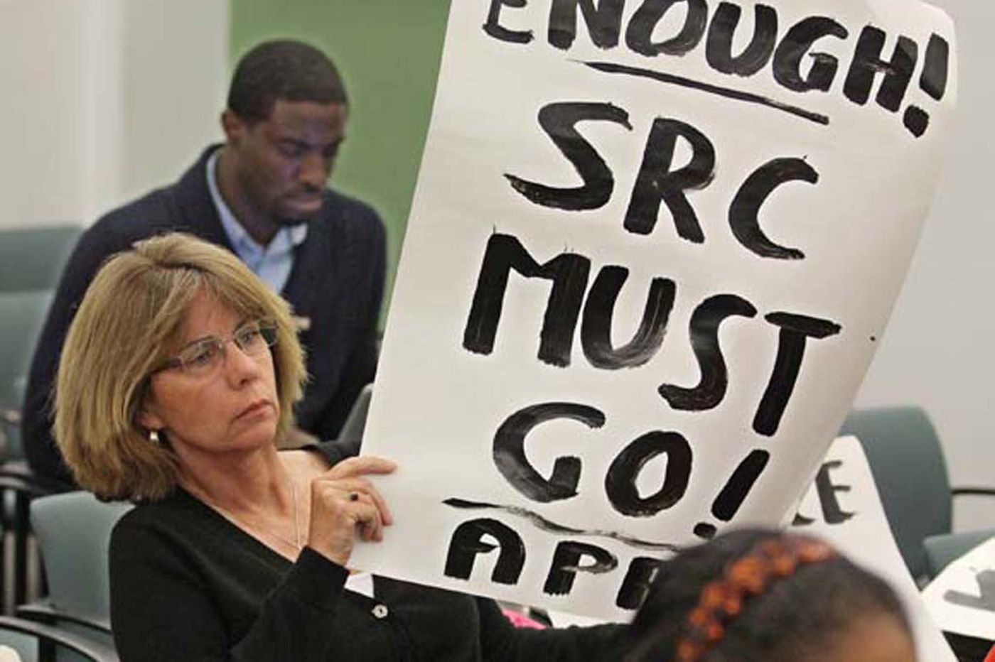 Lawsuit: SRC violated former teachers' rights