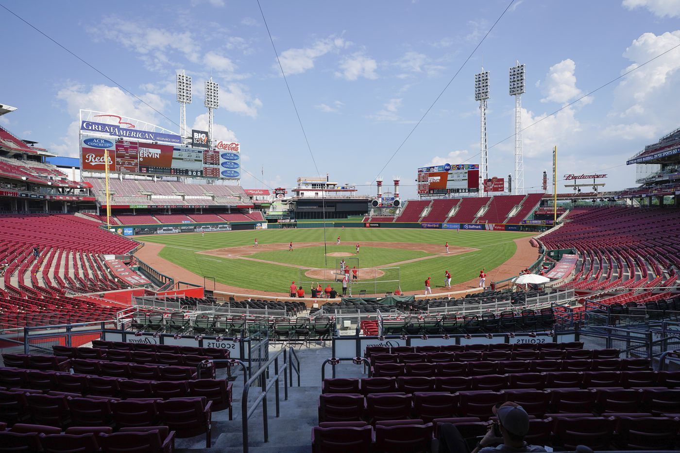 Cincinnati Reds player tests positive for COVID-19, 2 games with Pirates postponed