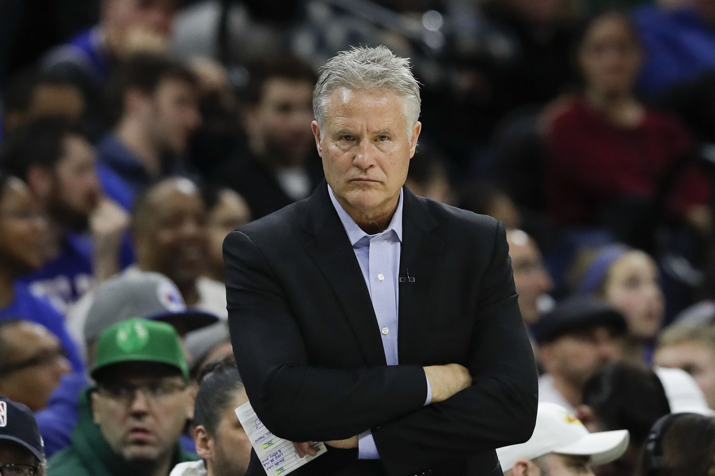 Sixers podcast: Brett Brown must work on team chemistry