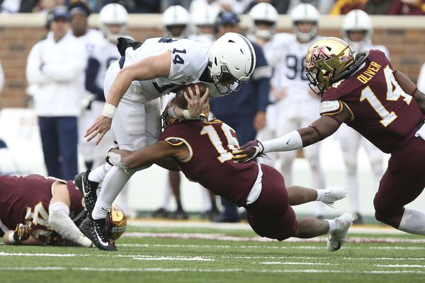 Penn State QB Sean Clifford says he got death threats after Minnesota loss