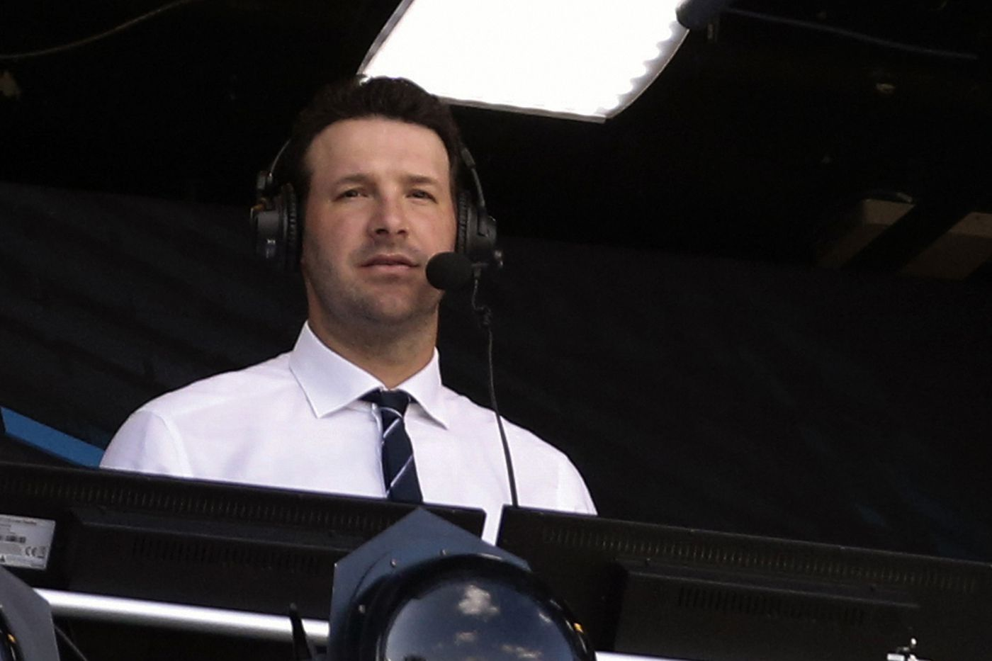 Tony Romo on the Eagles, the national anthem and Jason Witten's ESPN gig