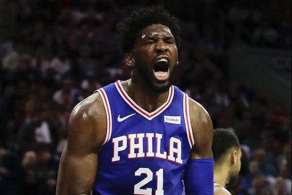 Joel Embiid's hot start to Sixers' season is nothing short of spectacular