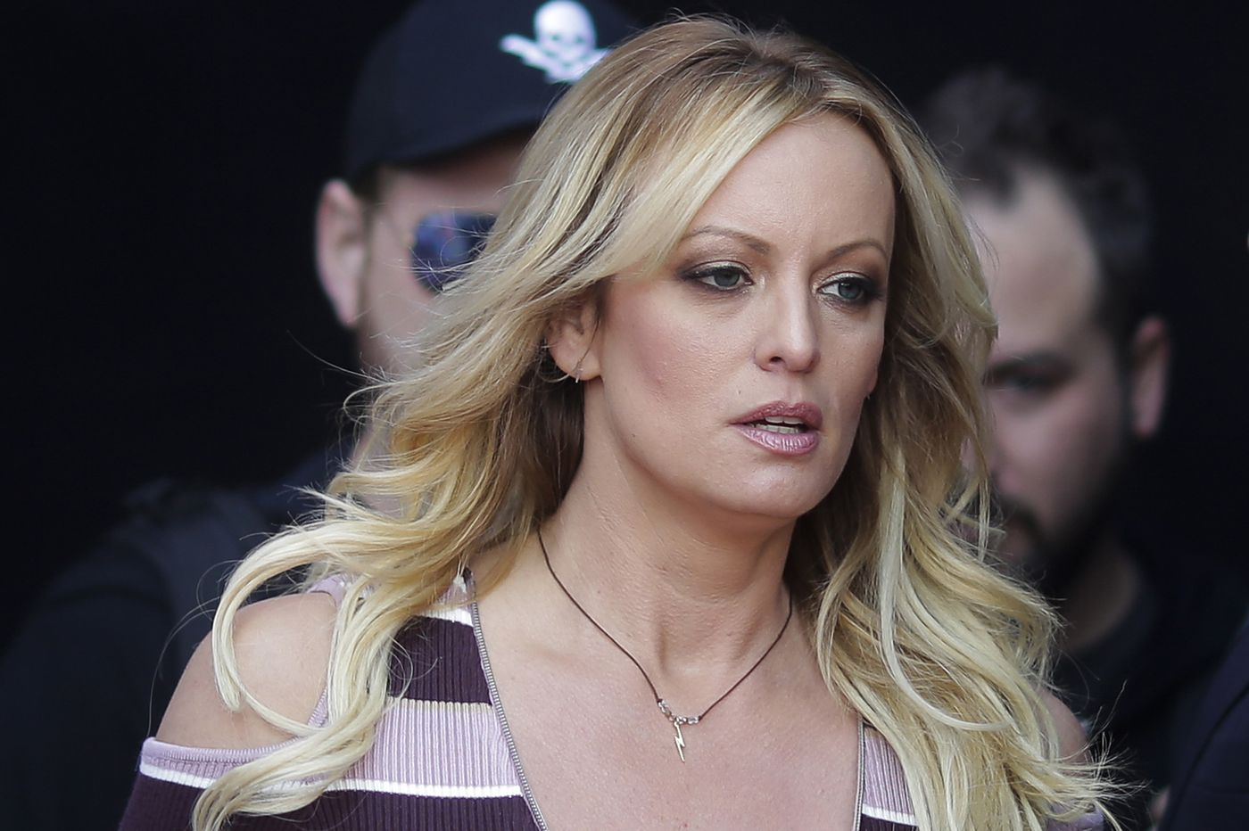 Stormy Daniels sues police officers over strip club arrest