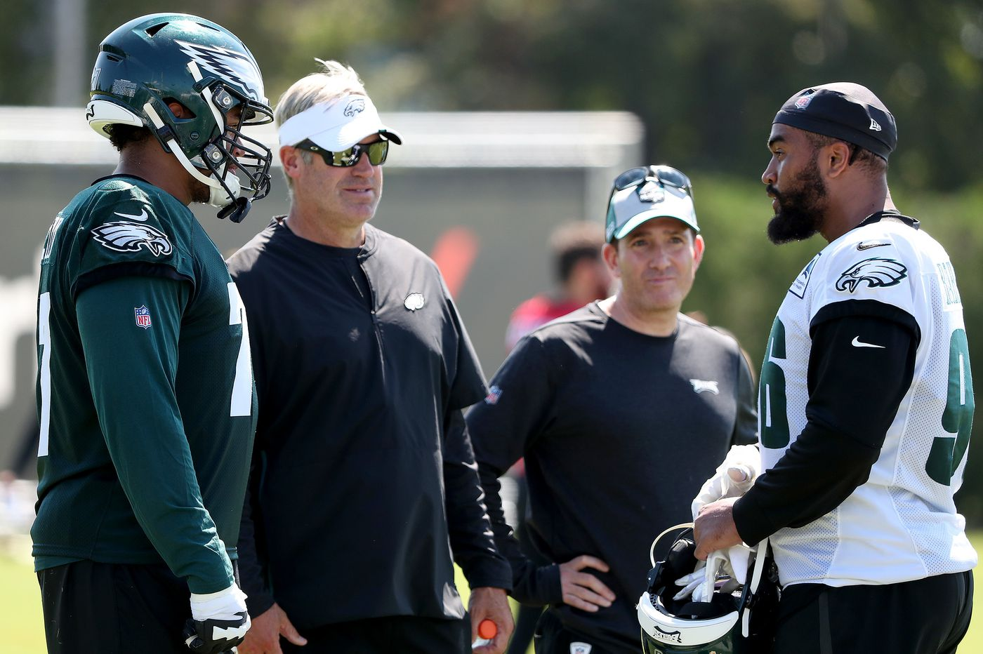 Eagles podcast: Training camp fights, preseason prep, can Cody Kessler win a game?