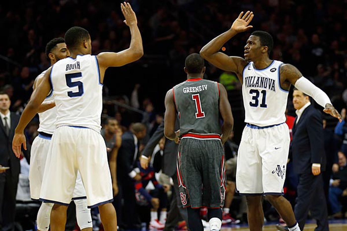 Villanova begins Big East tourney with No. 1 NCAA seed on line