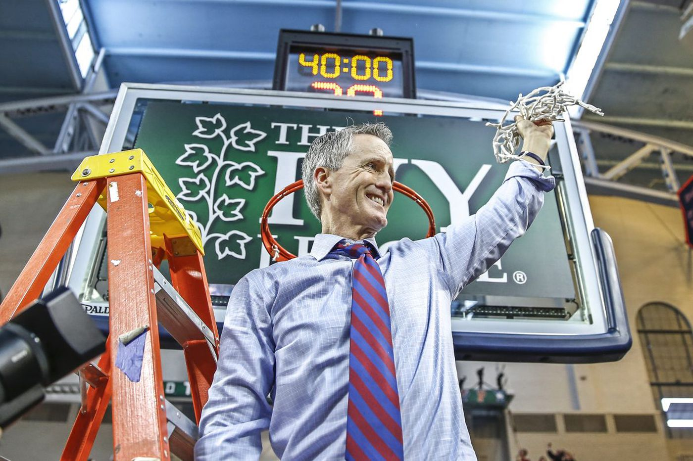 Penn coach Steve Donahue believes struggles paved his NCAA path