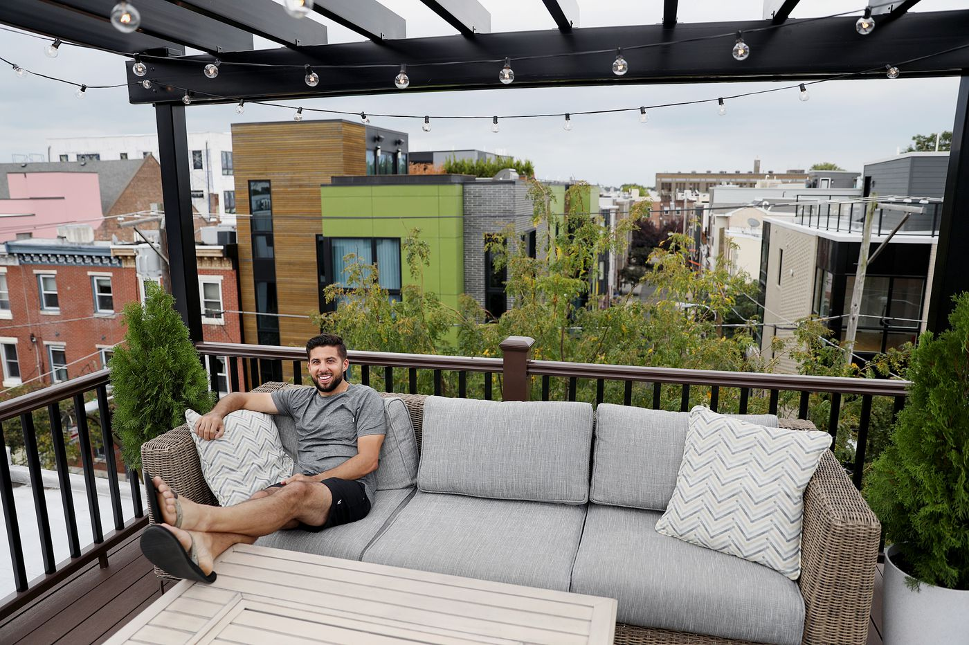 Roof decks are becoming a must-have for Philly homeowners and buyers
