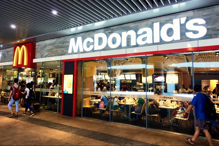 Fast-food chains, like McDonald's, are increasingly looking to hire older workers to fill open positions.