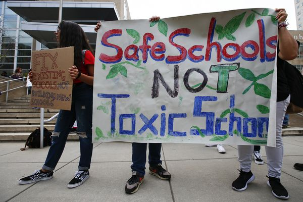 With their asbestos-tainted Philadelphia school building closed indefinitely, where will 1,000 students learn?