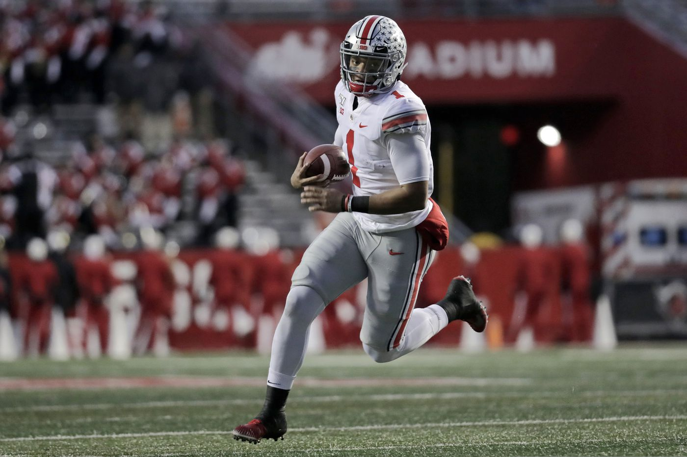 Justin Fields isn't the same Ohio State quarterback Penn State has faced in recent years