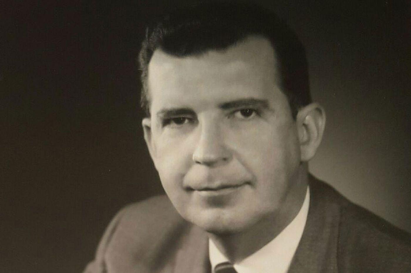 John T. Magee, 85, Bryn Mawr Hospital physician