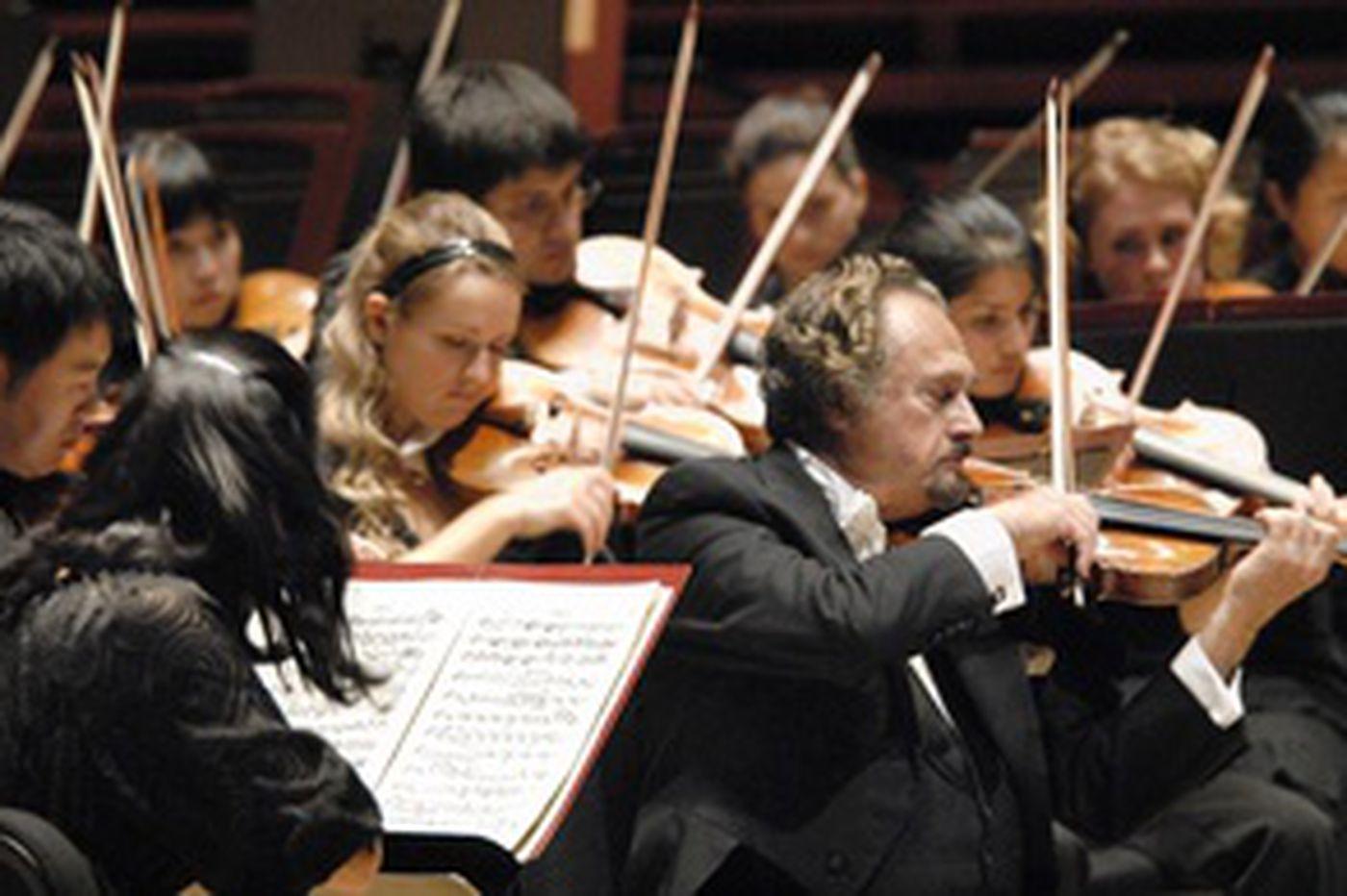 Violinist Aaron Rosand, 92, longtime Curtis Institute of Music professor