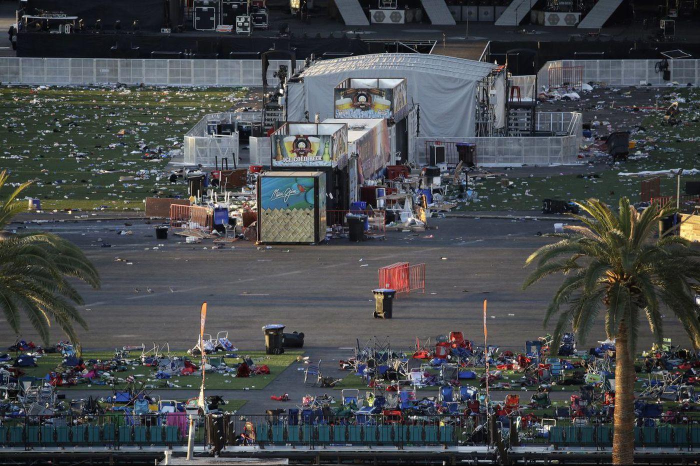 Shippensburg, Pa., Little League and wrestling coach among Vegas shooting victims